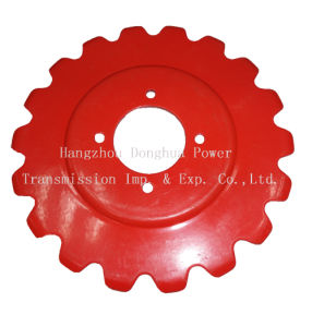 Special Sprocket with One Hub pictures & photos