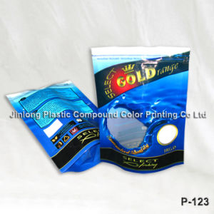 Plastic Packaging Food Bag for Fish pictures & photos