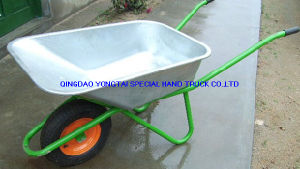 Wheel Barrow (WB6009-1) pictures & photos