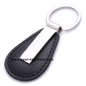 Promotion Genuine Leather Keyholder (BK21439) pictures & photos