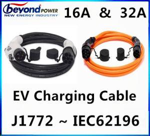 5m Single Phase 32A Type 2 to Type 2 Mini Countryman PHEV EV Charging Cable