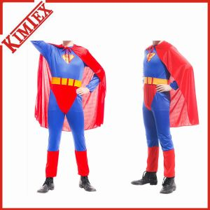 100% Polyester Printed Festival Adult Superman Cape pictures & photos