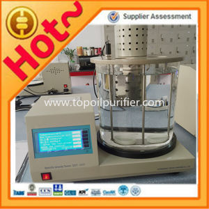 Portable Petroleum Products Oil Density Meter (DST-3000) pictures & photos