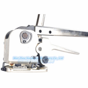 Manual Buckle Free Steel Strapping Tool pictures & photos