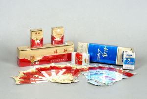 Metalized Paper for Cigarette Packaging pictures & photos