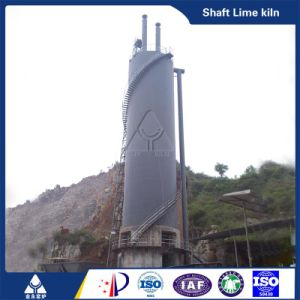 Energy-Efficient Stone Vertical Lime Kiln with Approved Suppliers pictures & photos