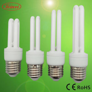 2u Energy Saving Compact Fluorescent Lamp