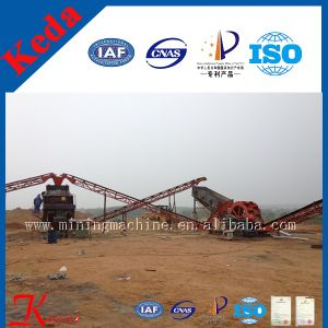 Sand Production Line Sand Wash Plant pictures & photos