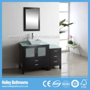 Australia Style Plywood High Ending Modern Bathroom Accessories Set with Side Vanity (BC125V)
