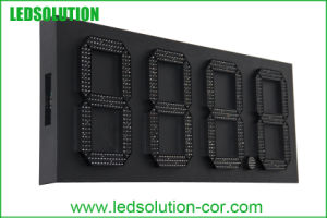 15 Inch Outdoor Waterproof Seven-Segment LED Gas Price Sign/Digital LED Sign pictures & photos