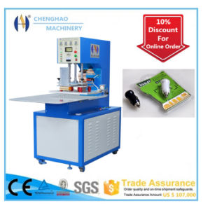 High Frequency Welding Machine for Suction Card Packing, Packing Machine From China, Ce