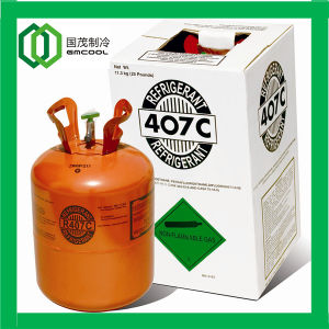 Mixture Refrigerant Gas Ari700 Named R-407c pictures & photos