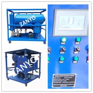 on-Site Fully Automatic Vacuum Transformer Oil Disposal Machine