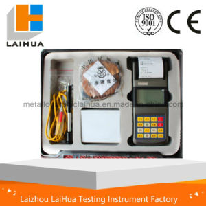 Hln180 Portable Digital Lab Rockwell Metal Hardness Tester Price/High Quality Indenter