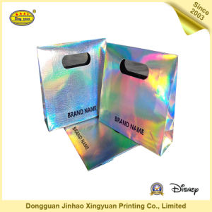 Custom One Coated Hot Stamping Paper Bags for Gift (JHXY-PB0026)