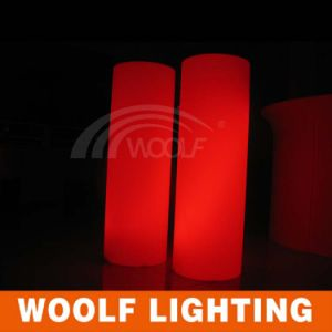 Small Round Pillar LED Inflatable Column for Event/Exhibition
