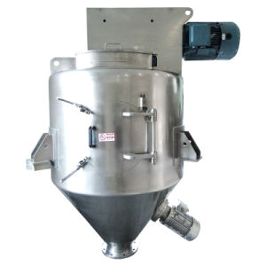 Top Quality Food Grade Ribbon Agitator Vertical Mixer pictures & photos
