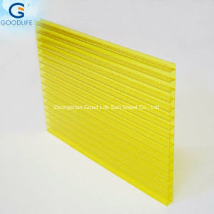 Grade a Quality UV 10mm Hollow Multiwall Policarbonate Sheet pictures & photos