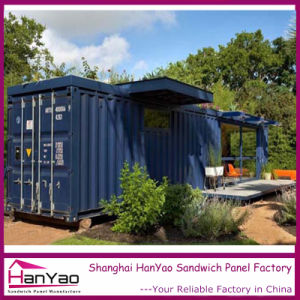 High Quality Steel Structure Inspiring Container House pictures & photos