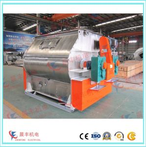 Double Reducer Gear Box Mixer Feed Mixing Machine pictures & photos