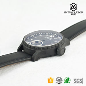 OEM Design High Luxury Real Carbon Fiber Men′s Watch pictures & photos