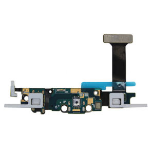 Wholesale for Galaxy S5 Charger Flex Cable, for Samsung S5 G900f Charger Port Flex Cable