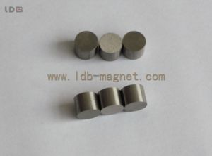 Small Disc Cast AlNiCo Magnet