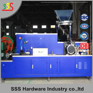 China Supplied Cheap Wire Collated Coil Nails Making Machine