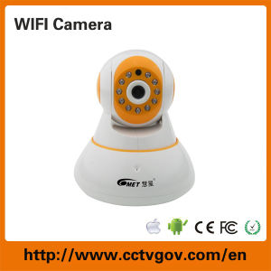 P2p Wireless 1.0MP 64GB TF Card Camera Alarm Security Camera pictures & photos