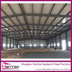 High Quality Steel Structure Shed Color Steel Roof Tile pictures & photos