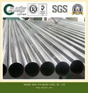 ASTM 321 DIN1.4541 Stainless Steel Welded Pipe &Tube pictures & photos