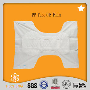 Wholesale Super Absorbency Adult Daiper with Factory Brand pictures & photos
