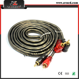 Factory High Performance Single Injection RCA Cable (R-037)