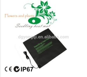 PVC Shell Waterproof IP54 Seeding Heating Mat for Plants pictures & photos