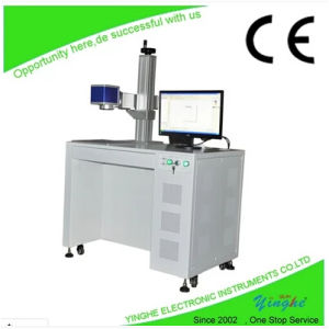 Fiber Laser Marking Machine for Metal&Plastic Marking pictures & photos
