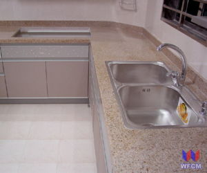 Natural Granite Counter-Top for Kitchen