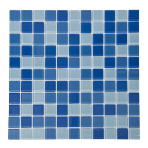 Crystal Mosaic Tile for Swimming Pool/Kitchen/Bathroom (MA-C529) pictures & photos