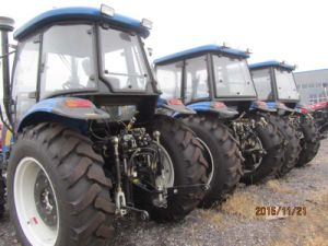 High Quality 110HP Farm Tractor with Yto Diesel Engine pictures & photos