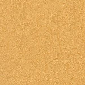 Deep Embossed Golden Color Wallpaper In Beige Color For Living Room Study Room