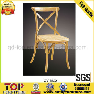 Restaurant Solid Wood Coffee Chairs pictures & photos