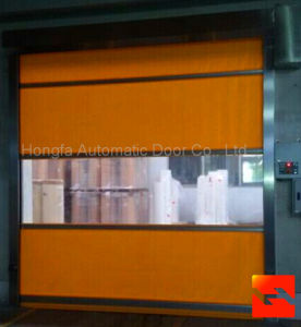 Industrial High Speed Roller Shutter China Rapid Roller Door (HF-112) pictures & photos