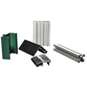 Aluminum Profiles for Air Grille pictures & photos