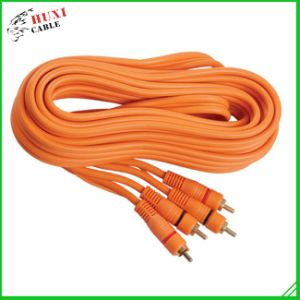 Newest Product Manufacturer, High Grade 2 RCA to 2 RCA Cable