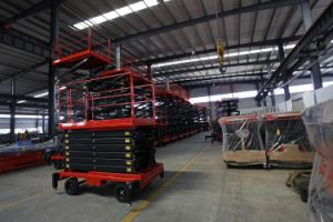 Scissor Lift with CE Certificate pictures & photos
