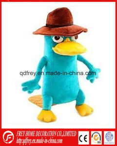 Hot Sale Plush Eagle, Bird Woodpecker Toy with Ce pictures & photos