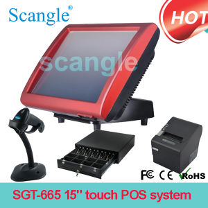 "Factory Price 15"" Touch Screen All in One PC pictures & photos"