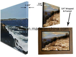 "Cotton Twill Cotton Fabric Stretched Canvas Waterproof (36""X40"" 3.8cm) pictures & photos"