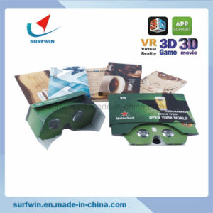 Top Quality Google Cardboard Vr 3.0 Virtual Reality Cardboard Vr Glasses