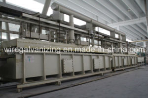 Steel Wire Ultrasoni Pickling Machine  Manufacturer pictures & photos