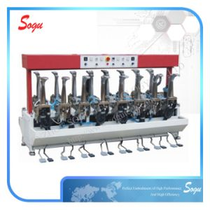 Xx0355 Eight Cooling Eight Heating Station Boot Lasting Machine; Safety Shoe Machine pictures & photos